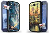 Disney Peter Pan and Disneyland Mickey Mouse Hard Case COMBO TWO PACK for Samsung Galaxy S3