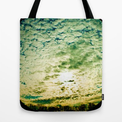 Society6 - Space Telescope Tote Bag By Christopher Watson
