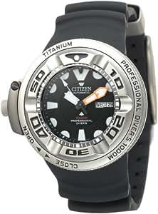 Citizen Men's NH6931-06E 1000 Meter Professional Diver Automatic Watch