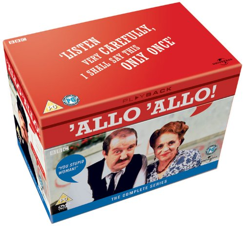 'Allo 'Allo! – The Complete Series [DVD]