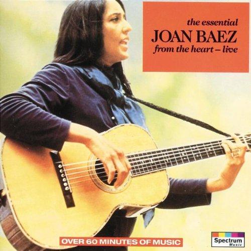 Joan Baez - The Essential Joan Baez: From The Heart - Live - Zortam Music