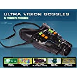 SpyNet Ultra Vision Goggles with 5 Vision Modes by Jakks Pacific