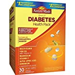 Nature Made Diabetes Health Pack, Daily, 30 packets