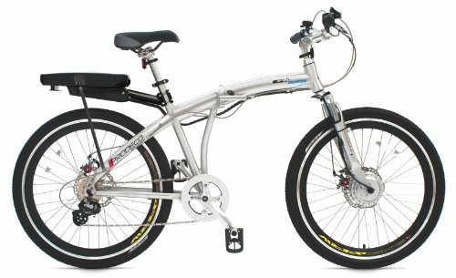 Prodeco Technologies G Plus Genesis Electric Folding Bicycle (36V, 250W)