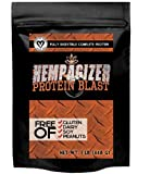 Hempagizer Protein Blast Powdered Supplement 100% Natural Source Fully Digestible Complete Protein