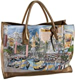 Icon Angie Travel Tote,Las Vegas Boats,one size