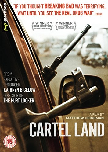 Cartel Land [Edizione: Regno Unito]
