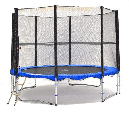 trampoline avec filet pas cher. Black Bedroom Furniture Sets. Home Design Ideas
