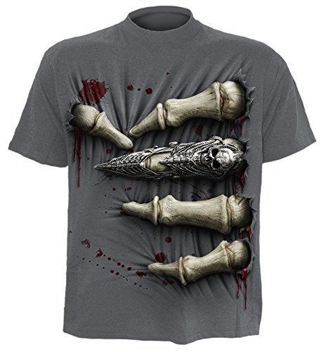 Skeleton Death Grip T-Shirt