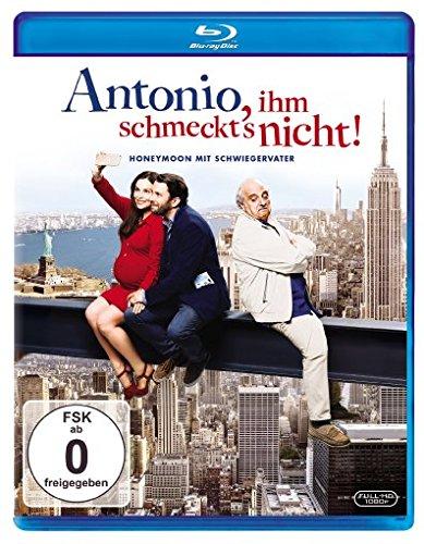 Antonio, ihm schmeckt's nicht! [Blu-ray]