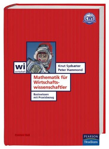 Ganze b cher online lesen kostenlos mathematik f r for Nc fur bwl studium