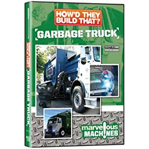 How'd They Build That...? Garbage Truck movie