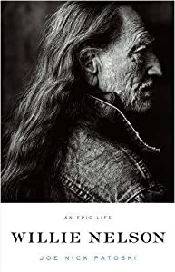 "Cover of ""Willie Nelson: An Epic Life"""