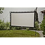 Camp Chef Gear Curved Portable Movie Projection Screen