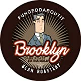 BROOKLYN BEAN COFFEE FUHGEDDABOUTIT 72 K CUPS