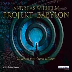 Projekt: Babylon Hörbuch