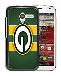 Amazing Design With Advanced Green Bay Packers 4 Black Motorola Moto X Cover Case by Amazing Green Bay Packers