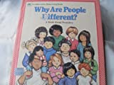 Why Are People Different?: A Book About Prejudice (Learn About Living Books) (0307624854) by Hazen, Barbara Shook