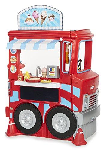 리틀타익스 푸드 트럭 완구 Little Tikes 2-in-1 Food Truck