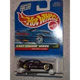 X-Ray Cruiser Series #1 Mercedes C-Class #945 Collectible Collector Car Mattel Hot Wheels