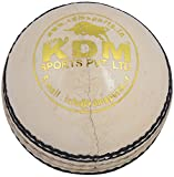 KDM Spark Leather Ball (White)