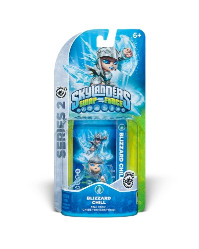 Skylanders SWAP Force Core Individual Character Pack- Blizzard Chill