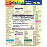 echange, troc  - Microsoft Word 2000 Quick Access