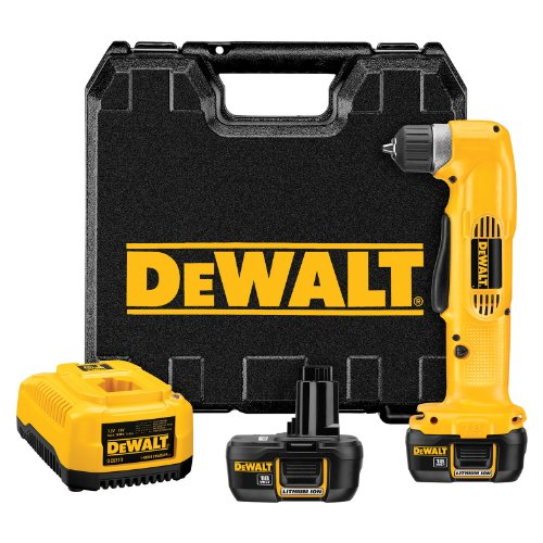 DEWALT DCD690Kl  3/8-Inch 18-Volt Cordless Lithium-Ion Right Angle Drill/Driver Kit