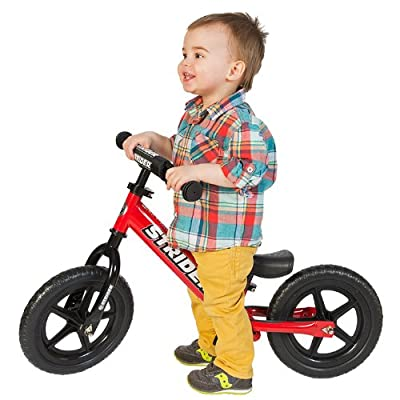 Strider 12 Sport No-Pedal Balance Bike by Strider