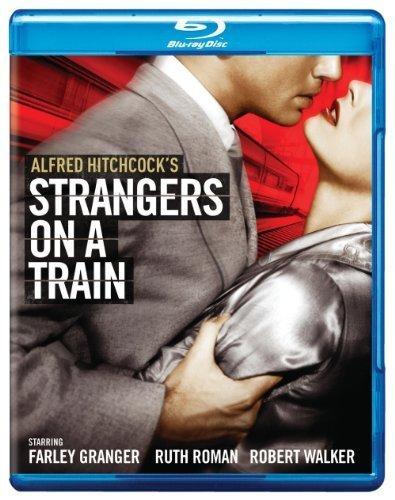 Strangers On A Train (BD) [Blu-ray] by Warner Bros.