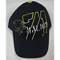 Pittsburgh Penguins 'Malkin 71' Flexfit Hat by Reebok TF43Z