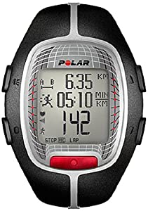 Polar RS300X Heart Rate Monitor Watch (Black)