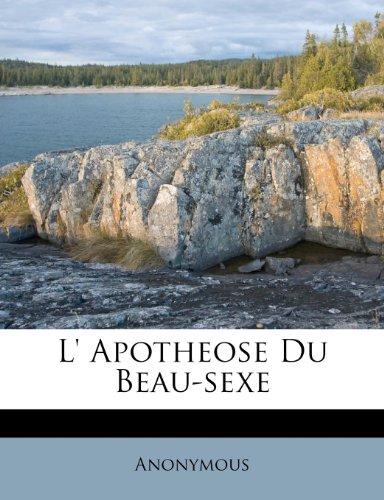 L' Apotheose Du Beau-sexe