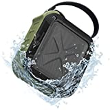Outdoor/Shower Bluetooth Speakers Taotronics Portable Bluetooth 4.0 Speaker with 15 Hour Playtime for Outdoor/shower