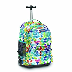 Driver 7 Backpack With Wheels Whitegradient Halma