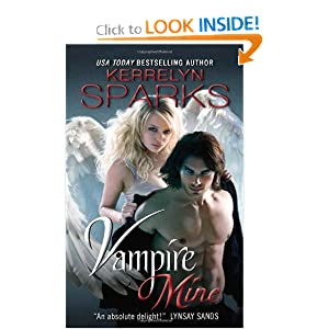 Vampire Mine (Love at Stake) by Kerrelyn Sparks