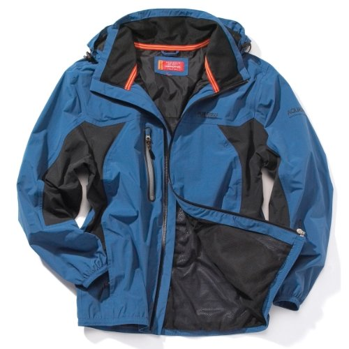 Bear Grylls Men's Originals Softshell Jacket (Cobalt, X-Large)