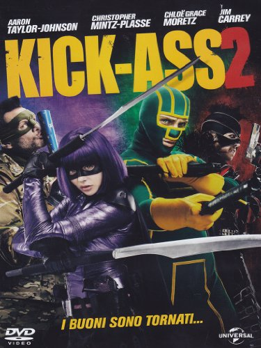 Kick-ass 2 [IT Import]