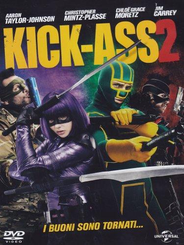 Kick-ass 2 [IT Import]
