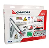 Real Toys Qantas Airlines Airport Playset