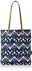 Kanvas Katha Women's Tote Bag (Multicolor) (KKST/AMZ/SS16/004W)