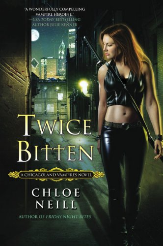 Image of Twice Bitten (Chicagoland Vampires, Book 3)