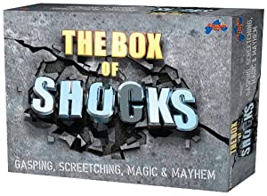 Box of Shocks Magic Set