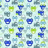 SwaddleMe Original Swaddle 3-PK, Graphic Car (LG)