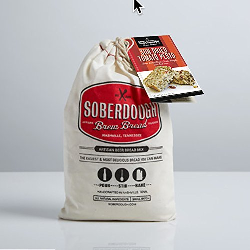 Soberdough Beer Bread Mixes - Various flavors (Sun Dried Tomato Pesto) (Soberdough Bread compare prices)