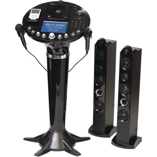 Singing Machine iSM-1028 N CDG Karaoke Player