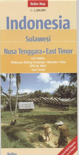 Indonesia:Sulawesi Nusa Tenggara East Timor Nelles (English and French Edition)