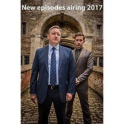 Midsomer Murders: Series 19, Part 1 [Blu-ray]