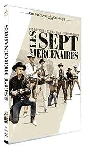Les Sept mercenaires (Édition simple)