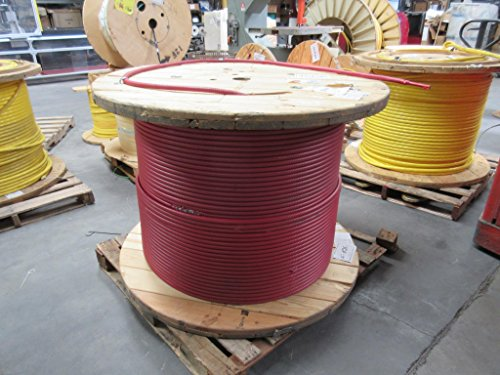 roll-of-fiber-optic-red-cable-draka-bbxs-72-fiber-armoured-interlock-ofcp-3132-ft-t91149